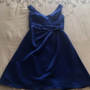 Women's size 6 bridesmaid dress.